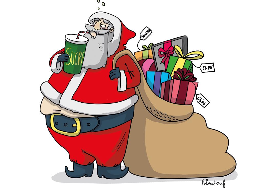 Slow Noël Famille Zero Dechet